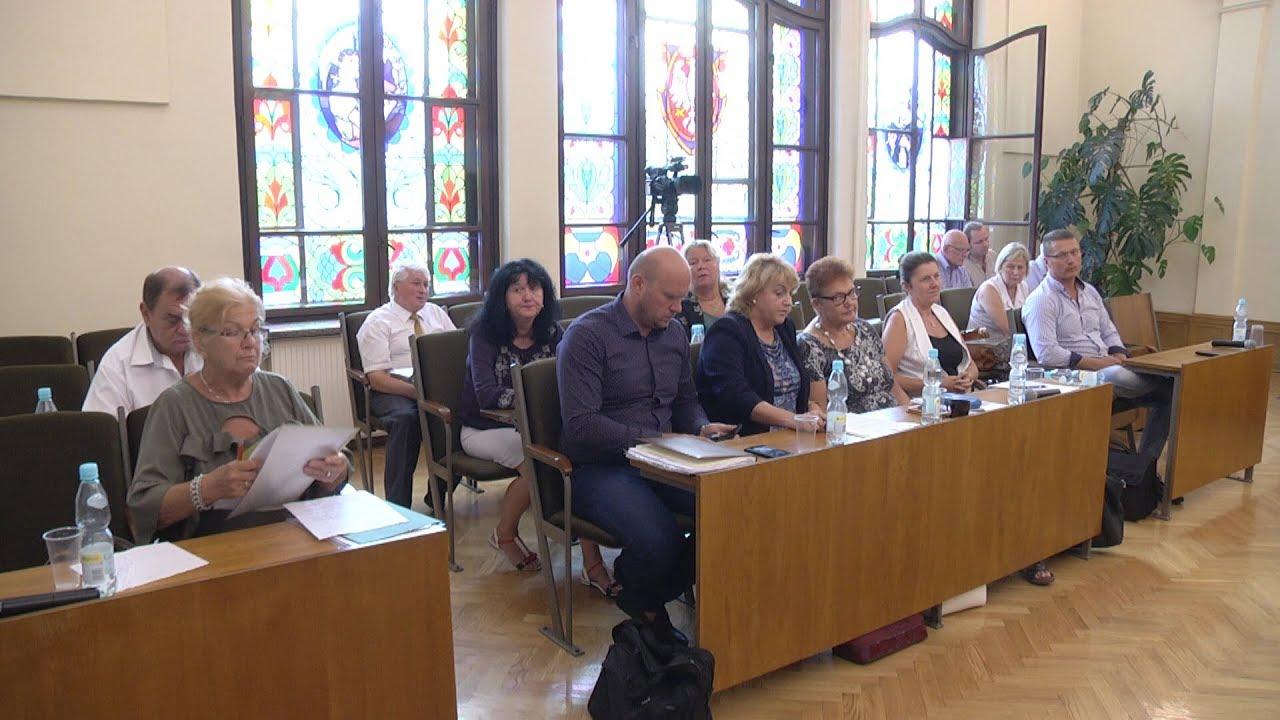 LII sesja Rady Miejskiej, część II