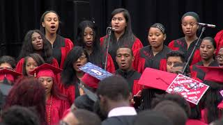 Woodlawn HS Graduation 2018