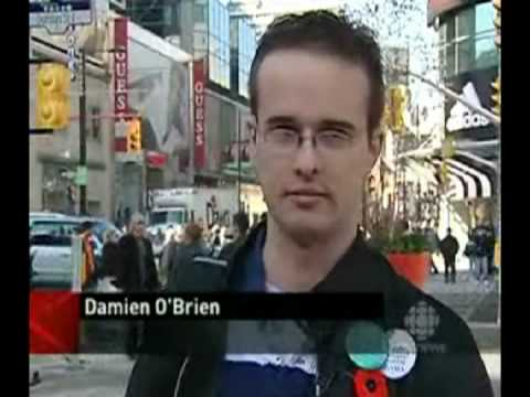 CBC Reports on Canadians For Obama