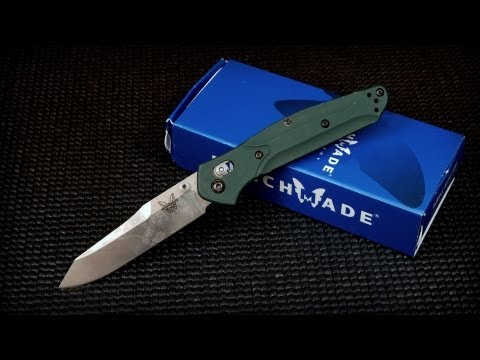 Benchmade 940 Osbourne Long Term Review