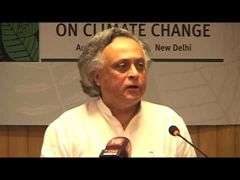 Jairam Ramesh on Hillary's offer, population control and the west blocking the Kyoto protocol