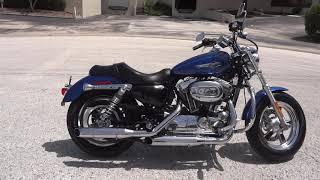 2016 Harley-Davidson XL1200 Custom Sportster @ Motorsports Unlimited