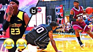 Bone Collector Straight DISRESPECTING & HUMILIATING Defenders!! 😂 Breaking Ankles & Taking Souls