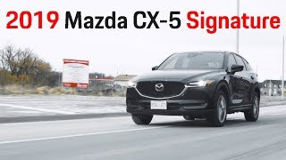 2019 Mazda CX-5 Signature Review – The Complete Package! [4K]