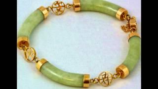 14k gold jade bracelet and usefulness