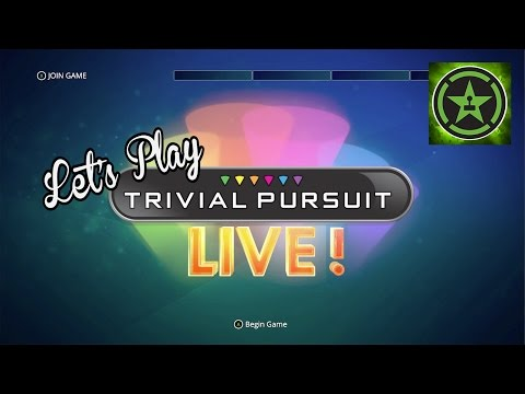 Let's Play – Trivial Pursuit