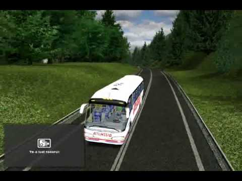 Euro truck simulator{ETS} Scania irizar