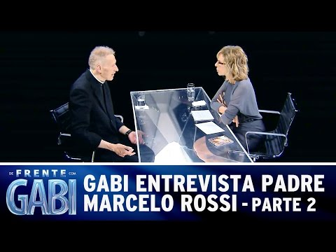 De Frente com Gabi (14/12/14) - Gabi recebe Padre Marcelo Rossi - Parte 2