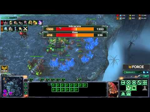 StarCraft 2 - [Z] Baneling Carpet Bombing: Dealing With Walls, FF, and Colossus ZvP - Strategy