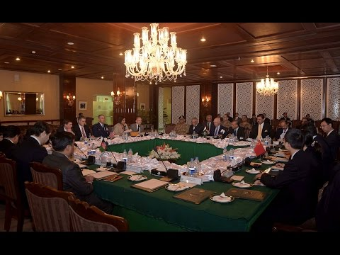 Pakistan: Key four-way peace talks underway Taliban & Afghanistan (VOA60)