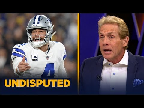 Skip Bayless reacts to the Dallas Cowboys' Divisional Round Playoff loss to Rams   NFL   UNDISPUTED
