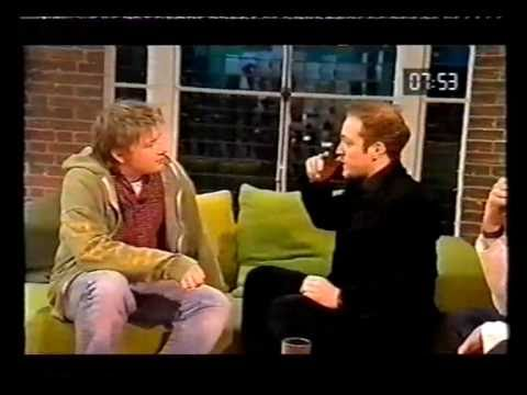 Derren Brown freaks out Jamie Oliver