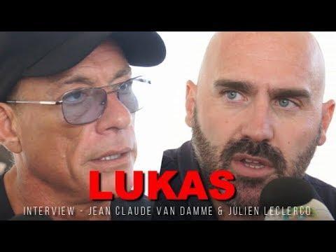 LUKAS (The Bouncer) - Jean Claude Van Damme Et Julien Leclercq (Interview)