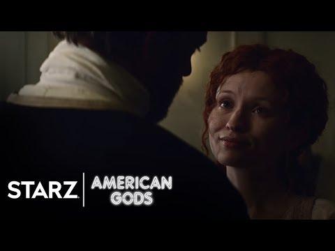 American Gods   Season 1, Episode 7 Clip: Thief   STARZ