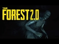 Youtube Thumbnail THE FOREST 2.0 #035 - GOLLUM | Let's Play The Forest