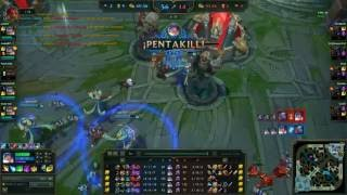 Sona Adc, Pentakill - league of legends [Uno Para Todos ]