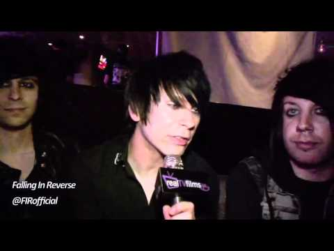 Falling In Reverse, Vans Warped Tour, No Room For Rockstars -PFtT3_Ri7zY