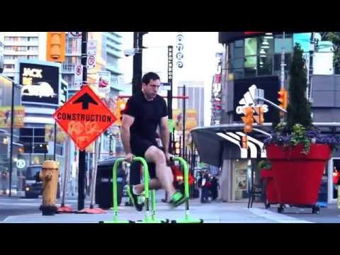 NEW The Lebert EQUALIZER™ Fitness Training HD Video in Toronto