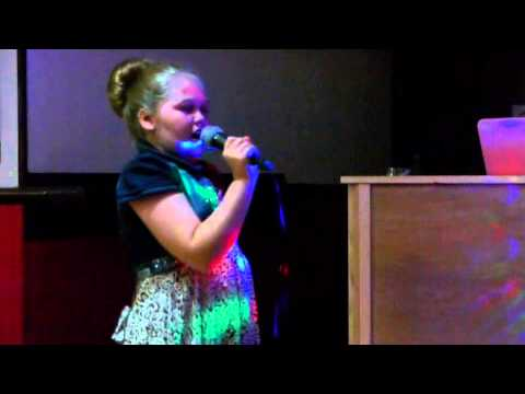 Adele's One And Only By Sasha France Age 10the Voyager South Shields 15.9.13 video