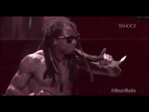Lil Wayne - IHeartRadio 2015 - Live Performance (Exclusive Effects Only from KLA)