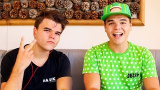Q&A WITH MY BROTHER!