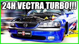 Chevrolet Vectra com KIT TURBO BÁSICO! (24 Horas Dentro da Oficina)