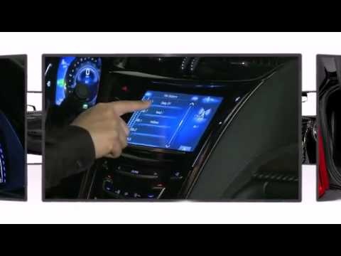 2015 Cadillac ELR Video