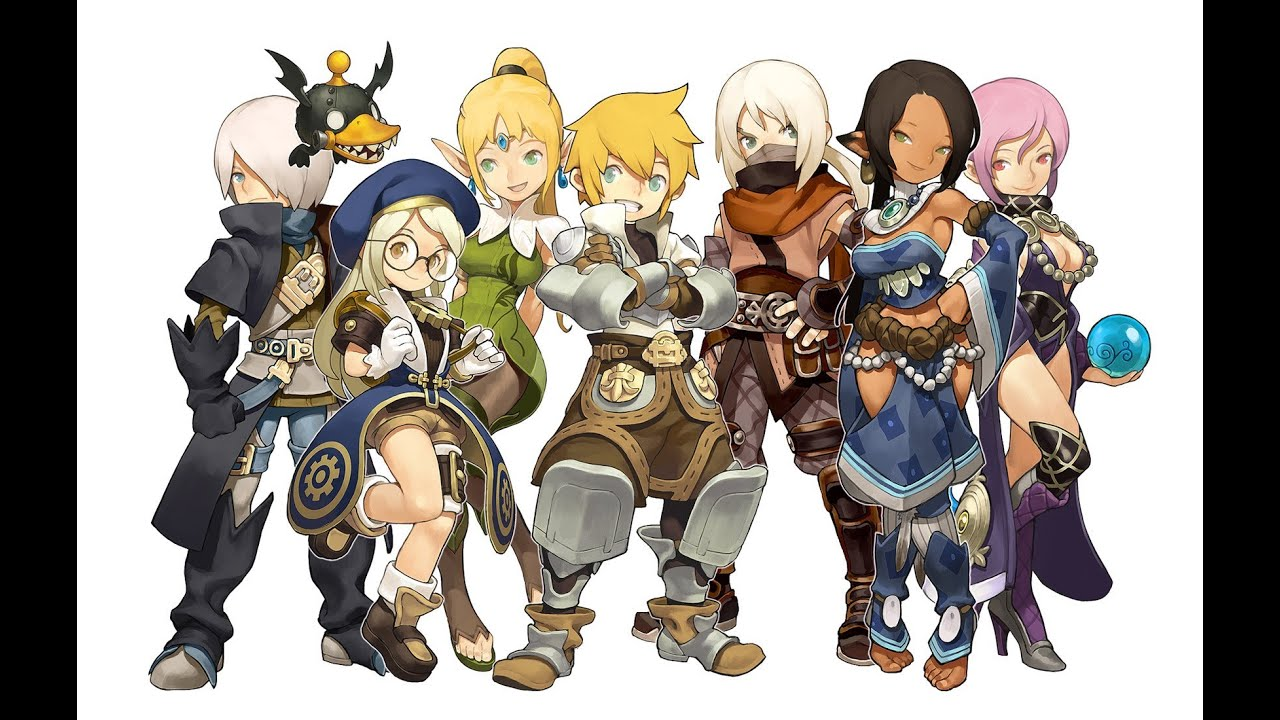 New Character Dragon Nest Dragon Nest Create a New