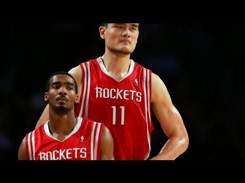 Yao Ming Mix - The Best Center [ A True Hero]