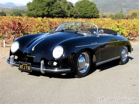 1956 Porsche Speedster Replica For Sale Youtube
