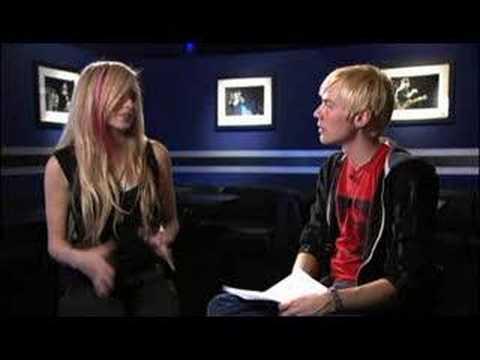 Avril Lavigne - Interview with Evan Taubenfeld