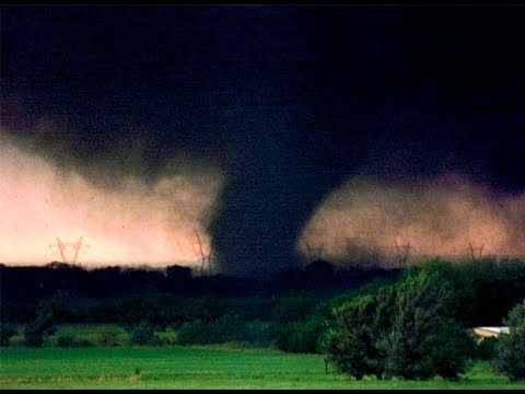 Experiencing a Tornado + Aftermath (Raleigh, Holly Springs, Apex NC) (Urgo's YTO 15 Day 351)