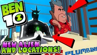 HOW TO GET THE NEW ALIEN X!! (Ben 10 Arrival Of Aliens Update)