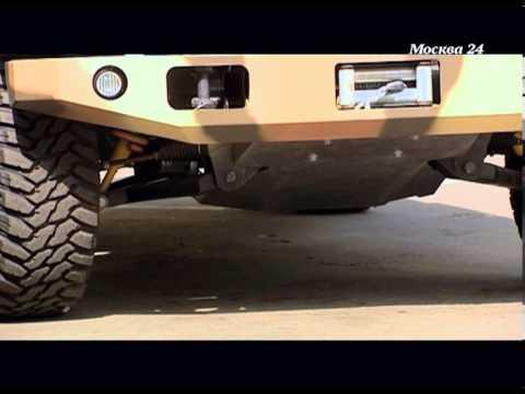 Познавательный фильм: Секреты бронированных автомобилей