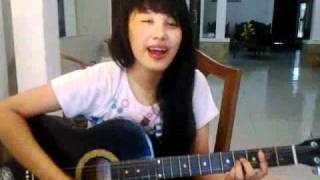 Paramore - The Only Exception Cover by. Ghaitsa Puteri