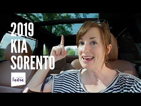 2019 Kia Sorento SX-Limited V6 Review - All Things Fadra