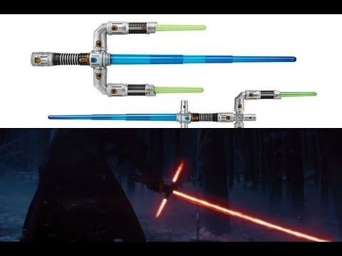 Do These New Toys Spoil Star Wars Episode VII Lightsabers?