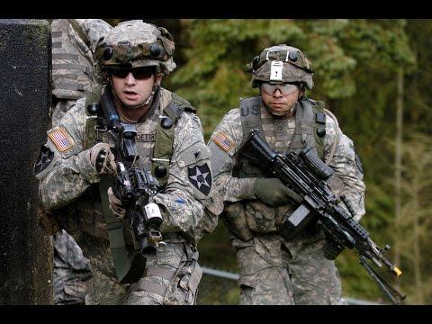 U.S. Army Infantry Weapons (documentary)