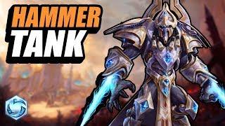 Artanis - hammer is the tank // Road to Grandmaster // Heroes of the Storm