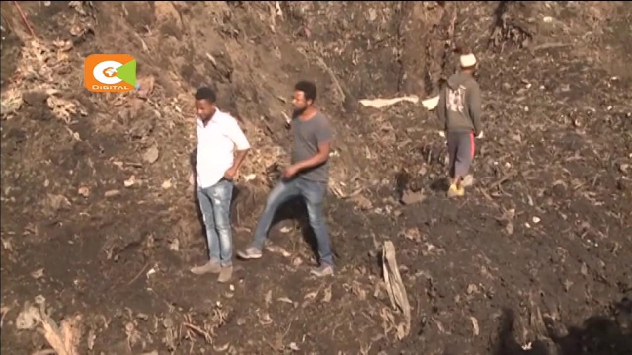 Ethiopia dump landslide death toll hits 115