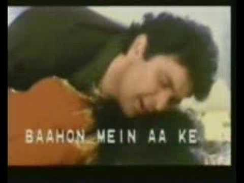 hindi karaoke song