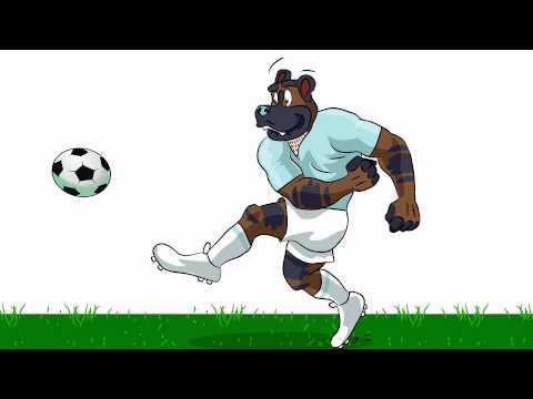 batu, la mascota del sudamericano sub 20