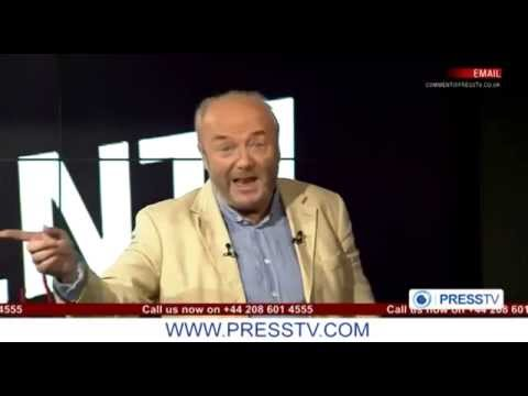 Israel continues violence against Gaza - George Galloway - Comment - Press TV - 17th July 2014