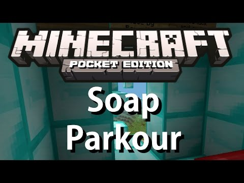 Minecraft PE Soap Parkour Download