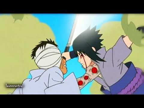 [loosecontroi] Sasuke Vs Danzo Amv video
