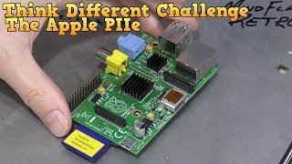 Think Different Challenge - The Apple PIIe - Part 4