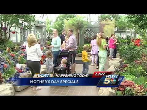 Moms mark Mother's Day with museums, Mother Nature