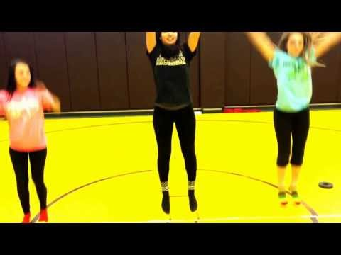 Harkemas aerobics workout video part 3