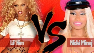 the truth behind the Lil Kim and Nicki Minaj beef