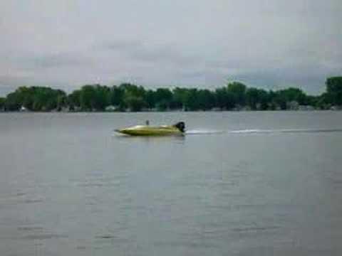 kens stv drag boat